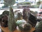 Lepidolite, Calcite & More