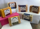 Natual Soap Bars from Dark Horse Farms