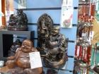 Buddah and Gonesh
