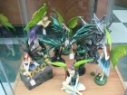 Greeen Wing Fairies